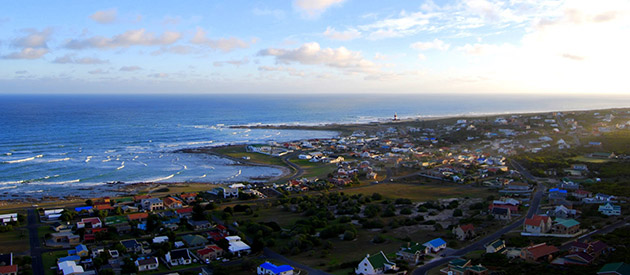 The Town of Struisbaai