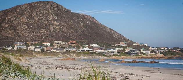 The Town of Pringle Bay
