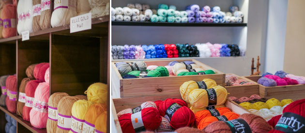 LITTLE YARN SHOP, HERMANUS