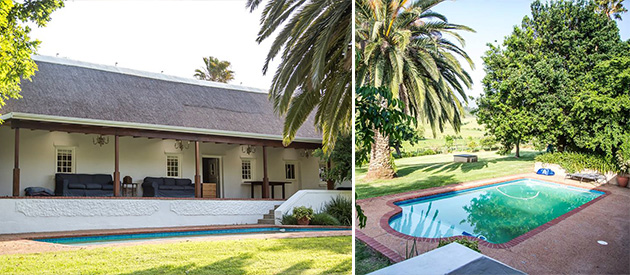 joubertsdal, country estate, accommodation, guest house, ashton, swellendam, family accommodation, garden route, self catering