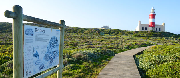 L' Agulhas, in the Overberg region of the Western Cape, South Africa